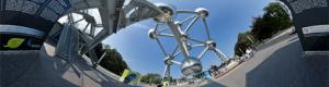 El Atomium, Bruselas - Tour Virtual
