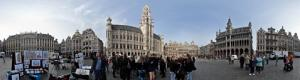 Grand-Place de Bruselas recorrido virtual
